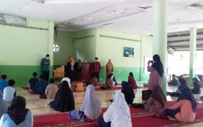 Kepala Madrasah Membuka Kegiatan Evaluasi Ekskul Tahfiz