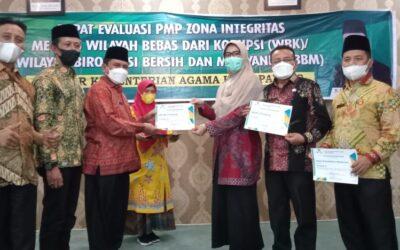 MTsN 3 Kota Padang Raih Peringkat 3 Satker Tercepat Pembayaran Tunggakan Tunjangan Kinerja Guru