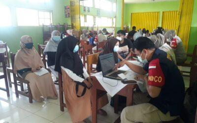Pelaksanaan Kegiatan Vaksin Covid-19 Oleh Polda Sumatera Barat