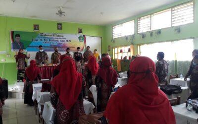 Kegiatan MGMP PAI Tingkat MTs Kementerian Agama Kota Padang